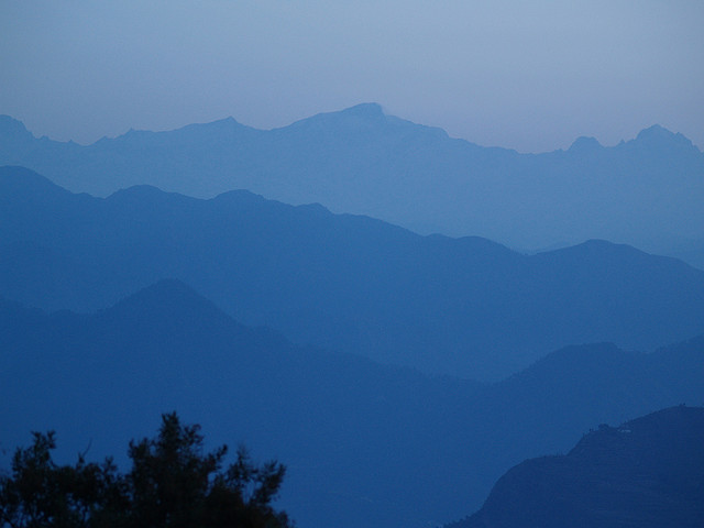 Pauri at Dawn