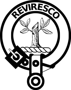 Clan MacEwan - Reviresco - I Grow Stronger