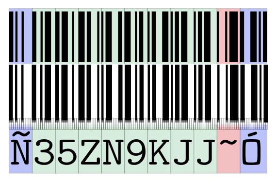 Amazon UCC128 Barcode | Jeff Mcneill